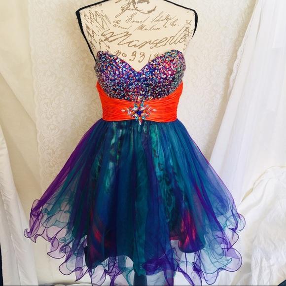Riva Designs Dresses | Prom Dress Or Party Dress | Poshmark